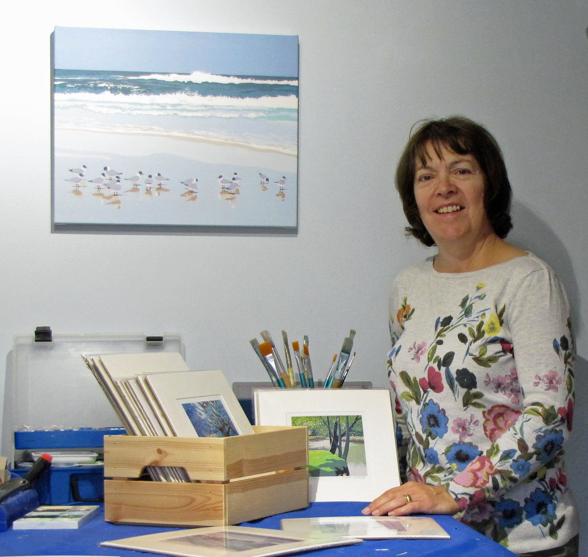 Evelyn Bartlett Artist