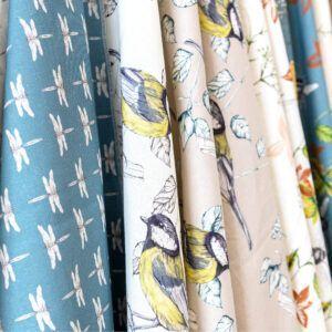 Rachel Reynolds_FloraandFauna Linen Collection