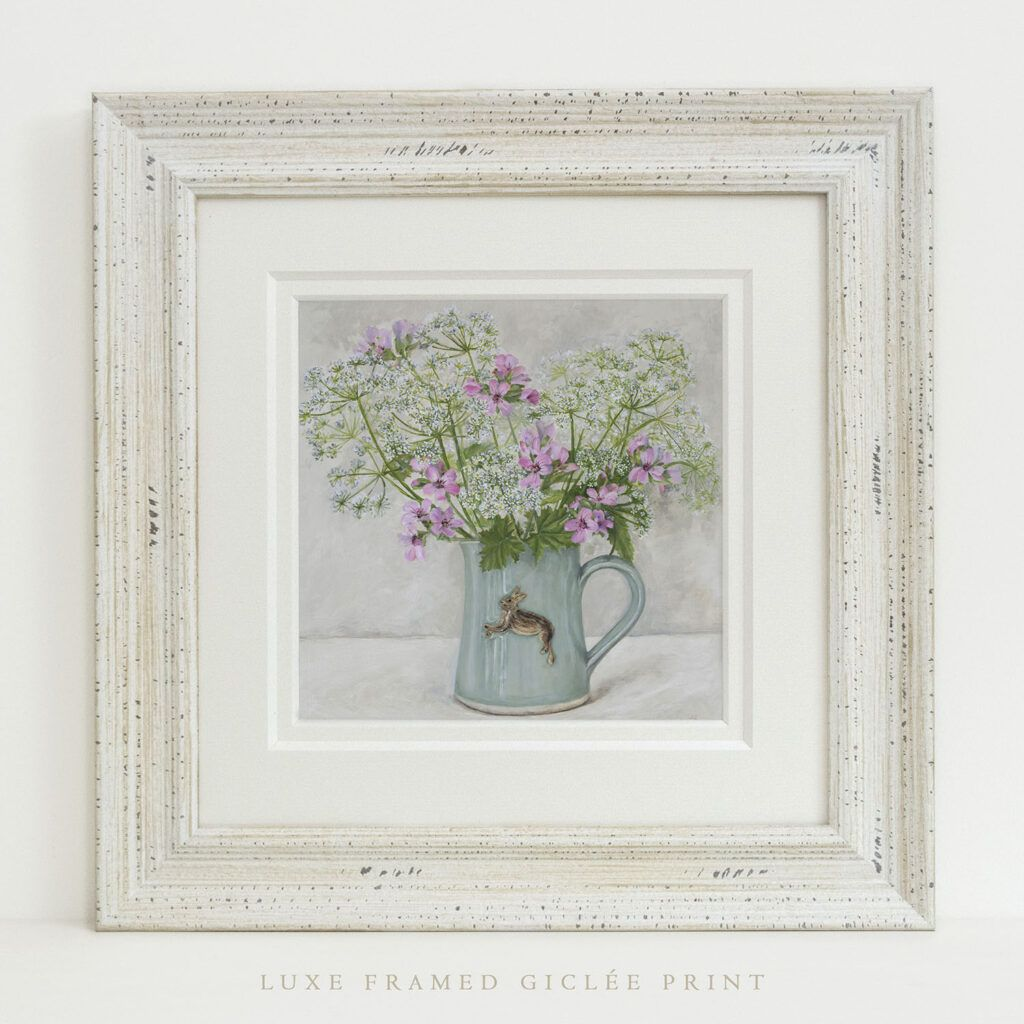 hogben-pottery-hare-jug-picture-luxe-frame
