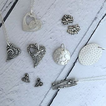 Silver Clay jewellery workshop
